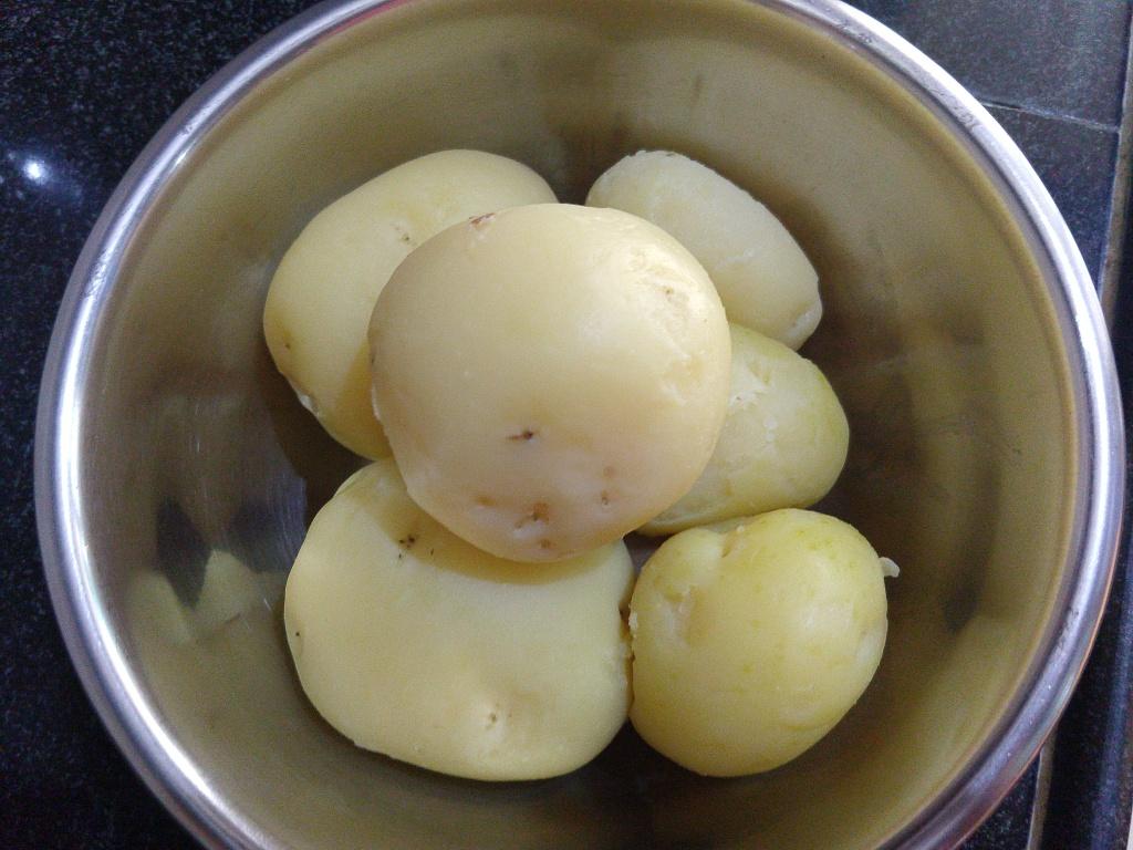 Boiled Potatos