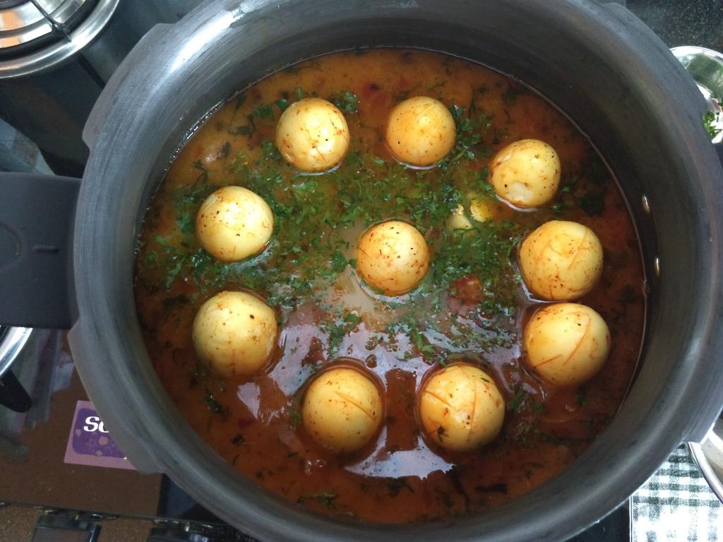 Added Eggs