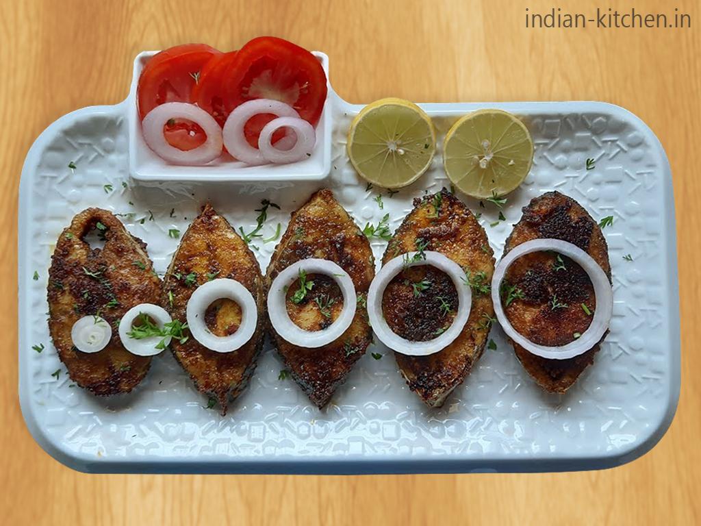 Surmai Fish Fry